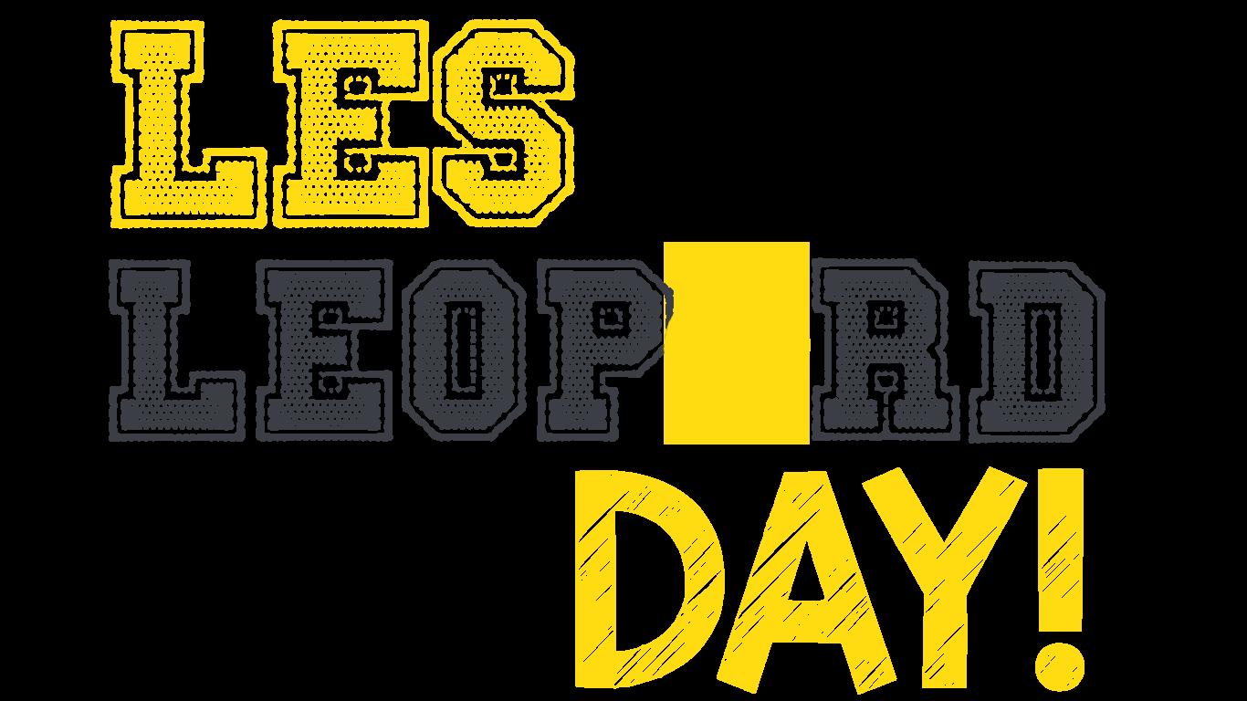 LES Leopard Day